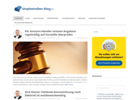 Shopbetreiber-blog.de