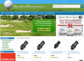 shopgolfequipment.com