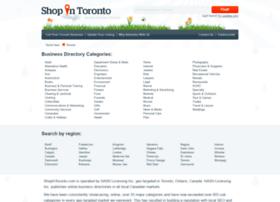 shopintoronto.com