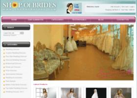 shopofbrides.com