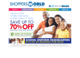 shoppersworldusa.com