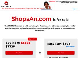 shopsan.com