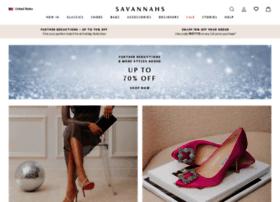 shopsavannahs.com