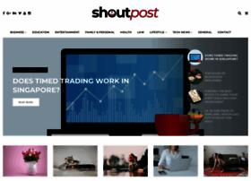 shoutpost.com