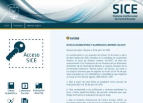 Sice.uabjo.mx