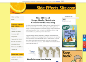 side-effects-site.com
