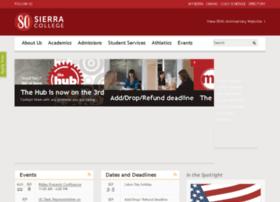 sierra.cc.ca.us