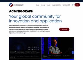 siggraph.org