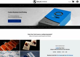 silkcards.com