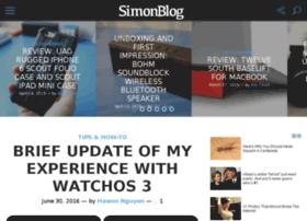 simonblog.com