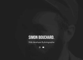 simonbouchard.com