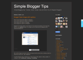 simple-blogger-tips.blogspot.com