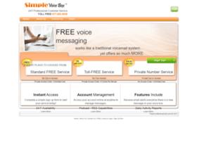 simplevoicebox.com