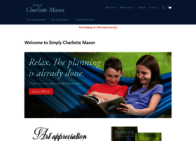 simplycharlottemason.com