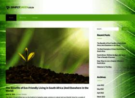 simplygreen.co.za
