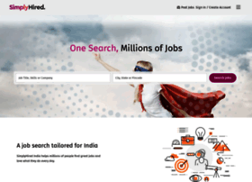 Simplyhired.co.in