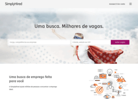 simplyhired.com.br