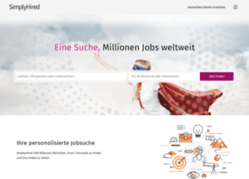 Simplyhired.de