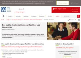 simulation.msa.fr