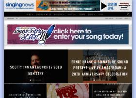 singingnews.com