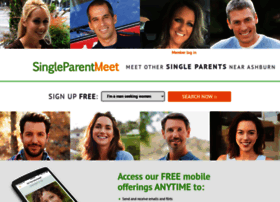 singleparentmeet.com