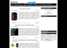 sinisterys.blogspot.com