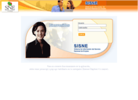 Sisneweb.gob.mx