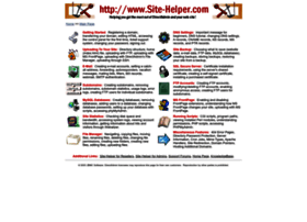 site-helper.com