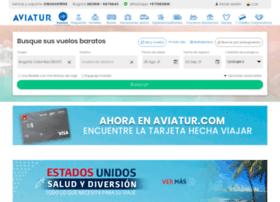 site.aviatur.com
