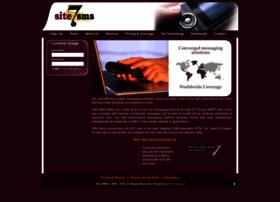site7sms.com