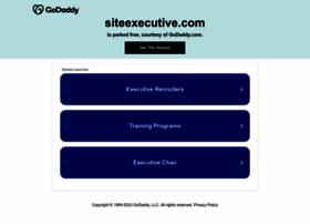 siteexecutive.com