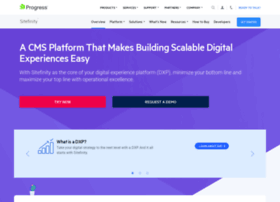 sitefinity.com