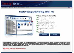 sitemapwriter.com