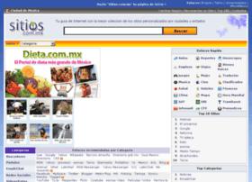 sitios.com.mx