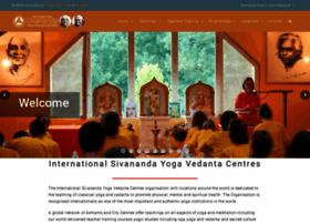 sivananda.org