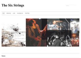 six-strings.jp