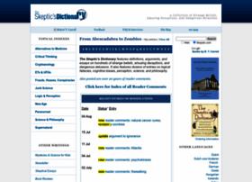 skepdic.com