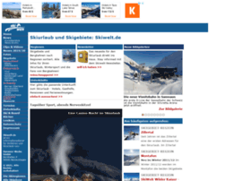 skiwelt.de