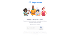 skyscanner.no