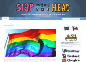 slapupsidethehead.com