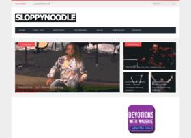 sloppynoodle.com