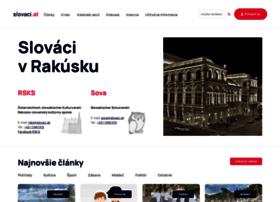 Slovaci.at
