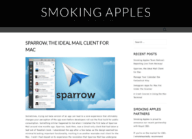smokingapples.com