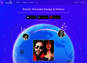 smule.com