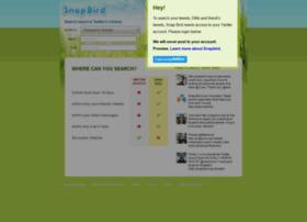 snapbird.org