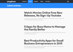 Snaphow.com