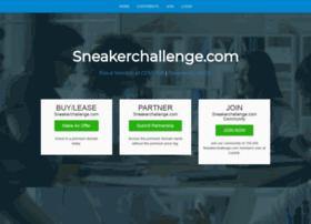 sneakerchallenge.com
