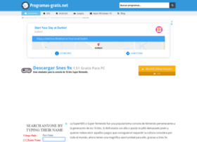 snes-x.programas-gratis.net