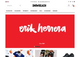 snowbeach.com