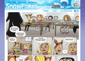 snowflakescomic.com